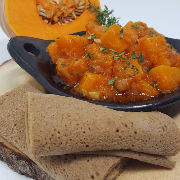 Corarima Pumpkin Stew