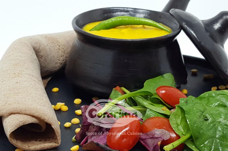 Corarima - Split Peas Mild Stew