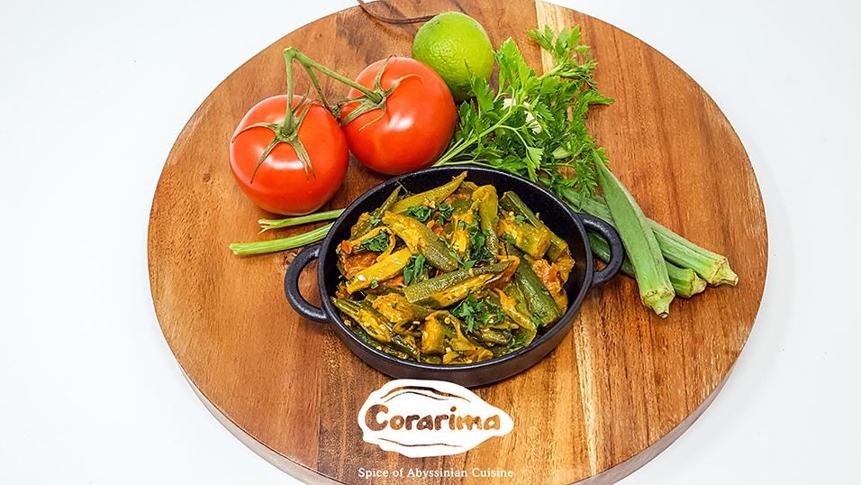 Corarima - Okra Stew